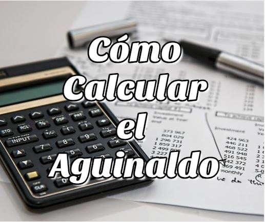 Cómo Calcular el Aguinaldo en México