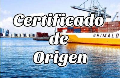 cómo Obtener un Certificado de Origen