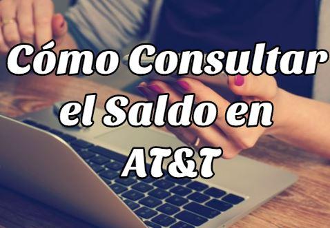 consulta saldo AT&T